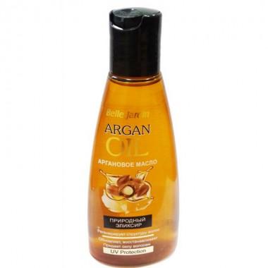 Арганова олія для волосся, Природний еліксир Belle Jardin