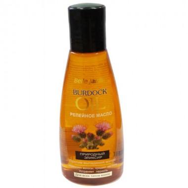 Репейное масло против выпадения волос, Природный эликсир Belle Jardin