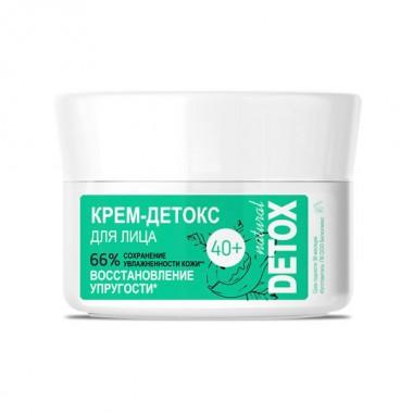 Заказать Крем-детокс для лица 40+ Detox Белкосмекс недорого