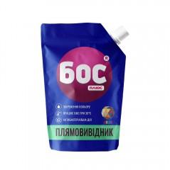 Бос плюс Color Гель Пятновыводитель кислородный для цветных тканей 500мл