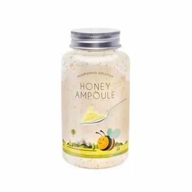 Поживний медовий гель для обличчя Esfolio Ampoule