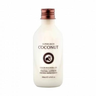 Лосьон для обличчя з екстрактом кокоса Esfolio Super-rich