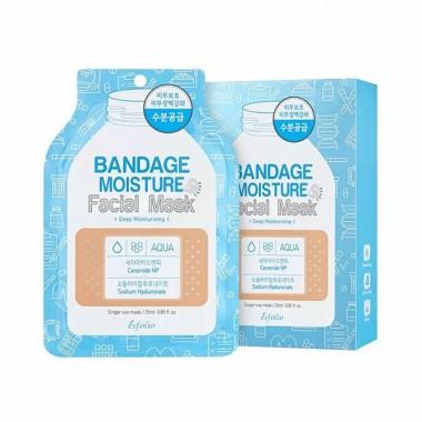 Маска для обличчя зволожуюча Esfolio Bandage