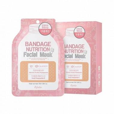 Маска для обличчя живильна Esfolio Bandage