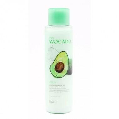 Лосьйон для обличчя з авокадо Esfolio Pure