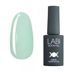 Цветная база для ногтей Labi №412 мятная