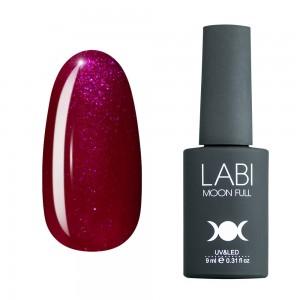 Гель-лак для нігтів Labi Glitter №G10 морозна вишня