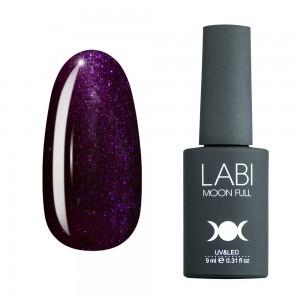 Гель-лак для ногтей Labi Glitter №G11 фиолетово-синий