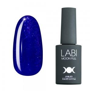 Гель-лак для ногтей Labi Glitter №G17 ультрамариновый