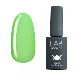 Гель-лак для ногтей Labi Neon N01 светло-салатовый