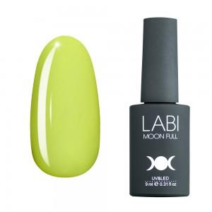 Гель-лак для ногтей Labi Neon N03 лимонный