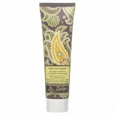 Крем пом'якшуючий для догляду за шкірою ніг 100 мл, Oriental Touch