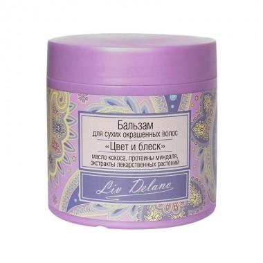Бальзам Колір і блиск для сухого фарбованого волосся Oriental Touch