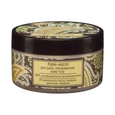 Крем-масло для сухой, обезвоженной кожи тела, 250 мл, Oriental Touch