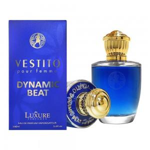Парфюмерная вода Vestito Dynamic Beat Pour Femme Luxury