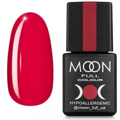 Гель-лак MOON FULL color Gel polish №131 малиновый сорбет