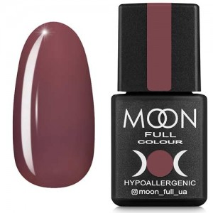 Гель-лак MOON FULL color Gel polish №193 горький шоколад