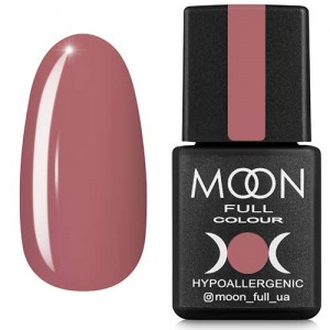 Гель-лак MOON FULL color Gel polish №196 пюсовый