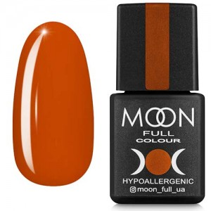 Гель-лак MOON FULL color Gel polish №206 тициановый