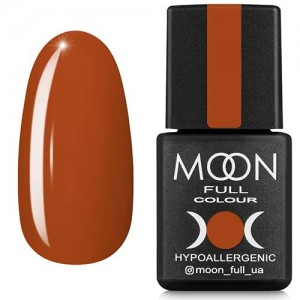Гель-лак MOON FULL color Gel polish №207 терракотовый