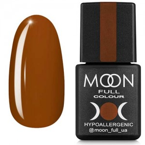 Гель-лак MOON FULL color Gel polish №208 молочный шоколад