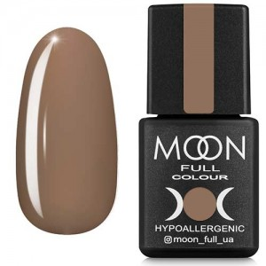 Гель-лак MOON FULL color Gel polish №212 лесной орех
