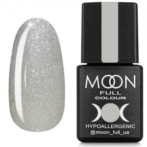 Гель-лак MOON FULL color Gel polish № 312 біла перлина