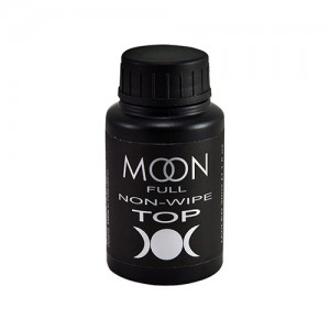 Топ-гель MOON Full Top Non-Wipe 30 мл без липкого слоя