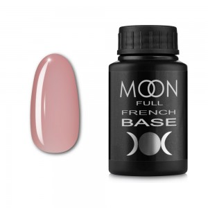Гель-лак MOON Full Baza French 30 мл №03 рожевий персик