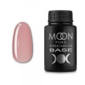 Заказать Гель-лак MOON Full Baza French 30 мл №08 бежево-розовый выгодно