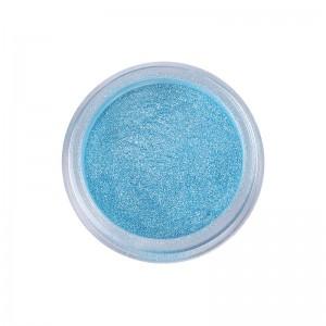 Заказать Втірка MOON FULL № 117 блакитна з шимером недорого