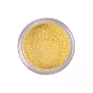 Заказать Втірка MOON FULL № 125 жовта з шимером недорого