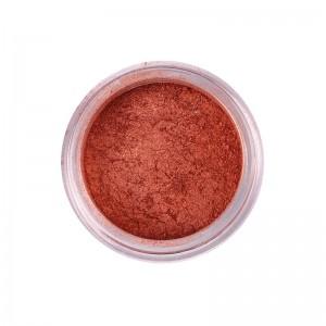 Заказать Втірка MOON FULL № 129 червона мідна з шимером недорого