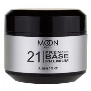 Заказать MOON FULL Baza French Premium 30 мл №21 белый дым недорого