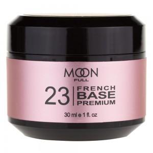 Заказать MOON FULL Baza French Premium 30 мл №23 кремово-білий недорого