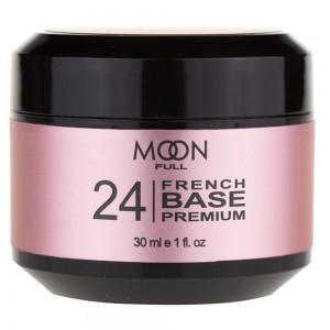 Заказать MOON FULL Baza French Premium 30 мл №24 бежево-рожевий недорого