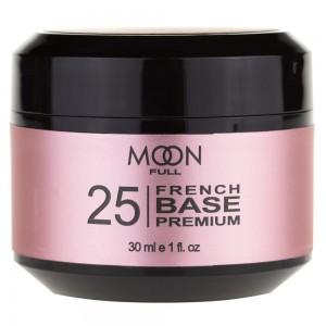 Заказать MOON FULL Baza French Premium 30 мл №25 світло-рожевий недорого