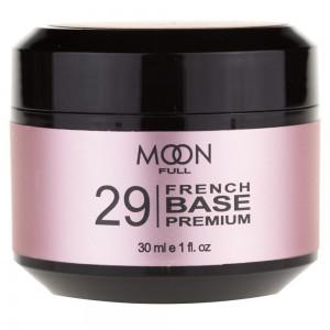 Заказать MOON FULL Baza French Premium 30 мл №29 рожевий недорого