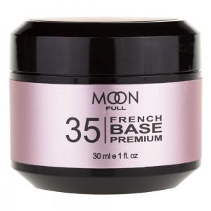Заказать MOON FULL Baza French Premium 30 мл №35 ніжно-рожевий недорого