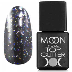 MOON FULL Top Glitter №1 Rainbow