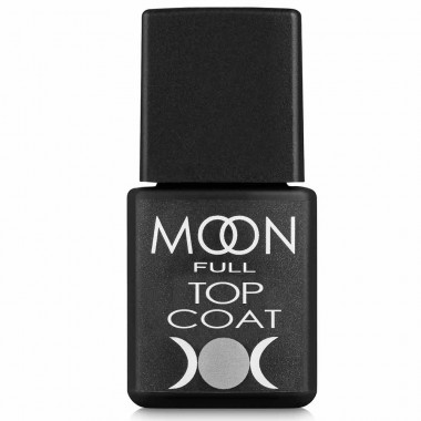 Топ-гель MOON FULL Top coat 8 мл