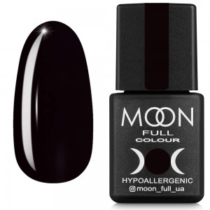 Гель-лак MOON FULL color Gel polish №671 чорничний