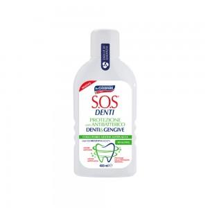 SOS Denti Ополіскувач порожнини рота з хлоргексидином Pasta del Capitano