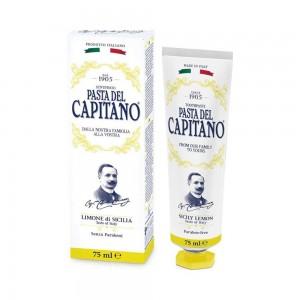 Зубна паста 1905 Сицилійський лимон Pasta del Capitano