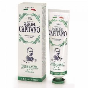 Зубна паста 1905 Натуральні трави Pasta del Capitano