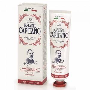 Зубна паста 1905 Оригінальний рецепт Pasta del Capitano