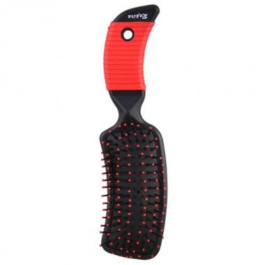 Щітка для волосся масажна С0254, Рапіра