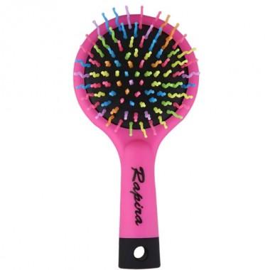 Щітка для волосся масажна з дзеркалом С0243, Рапіра
