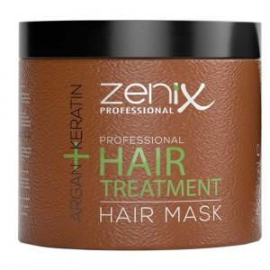 Маска для волосся Zenix Argan & Keratin