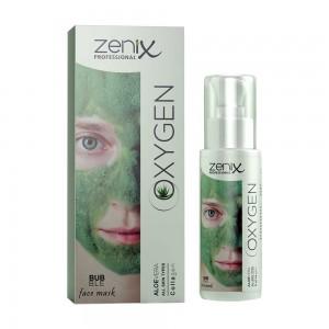 Киснева маска для обличчя Zenix з Алое Віра 70мл